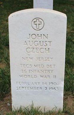 John August Czech