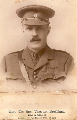 "Capt Thomas Uchter Caulfield ""Viscount Northland"" Knox"