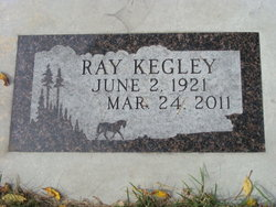 Raymond Arvid Kegley