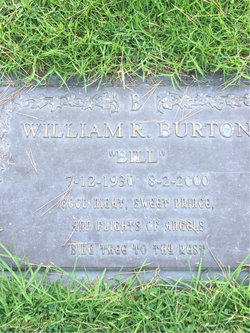 "William Reed ""Bill"" Burton"