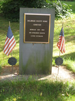 Delaware County Home Cemetery