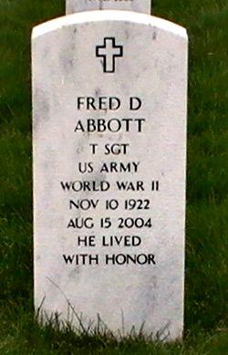 Fred Daniel Abbott