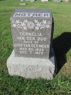 Cornelia <I>Van den Bos</I> Vander Meer