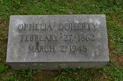 Harriet Ophelia <I>Hendershot</I> Doherty