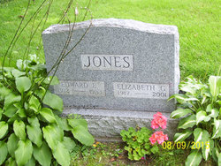 Elizabeth Charity <I>Gay</I> Jones