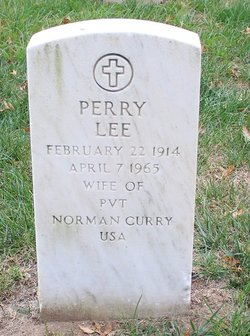 Perry Lee Curry