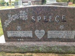 Alberta Glee <I>Rogers</I> Speece