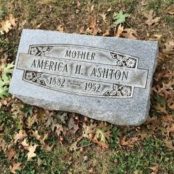 America H. Ashton