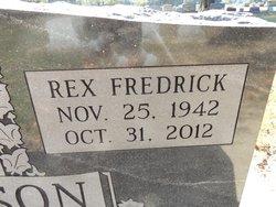 Rex Fredrick Thompson, Sr