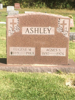 Agnes Sophia <I>Willmart</I> Ashley