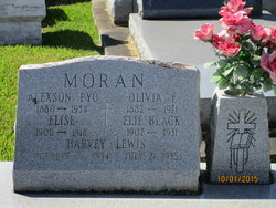 Harvey Lewis Moran (1934-1935) - Find A Grave Memorial