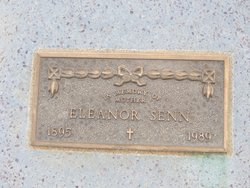 Eleanor <I>Derschan</I> Senn