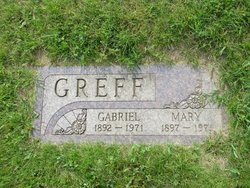 Mary Greff
