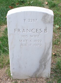 Frances B Beyer