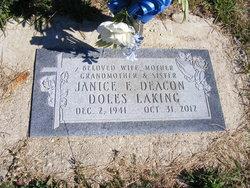 Janice Elaine <I>Deacon</I> Laking