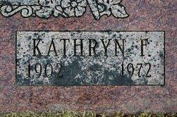 Kathryn F. <I>O'Keefe</I> Ryan