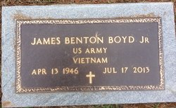James Benton Boyd, Jr