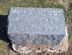 Marion Todd