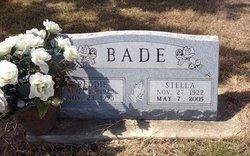 Stella Eleanor <I>Gast</I> Bade