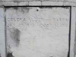 Celena <I>Barra</I> Allen