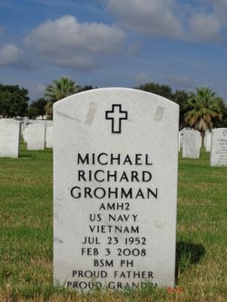 Michael Richard Grohman