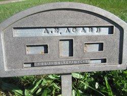 A. E. Agard