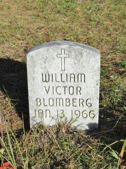 William Victor Blomberg