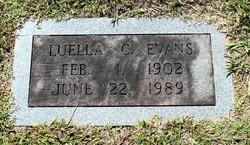 Luella C Evans