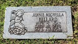 Jennie Michella Hillard