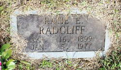 Katie E Radcliff