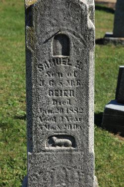 Samuel H. Geier