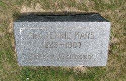 Jennie <I>Vander Meer</I> Mars