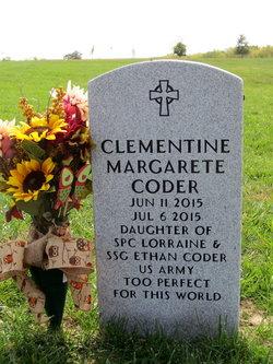 Clemetine Margarete Coder
