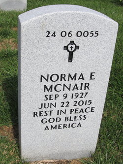 Norma Elaine McNair