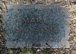 Mary Huldah <I>Crosby</I> Ware