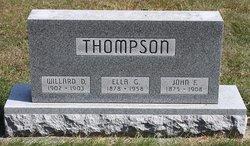 John F Thompson