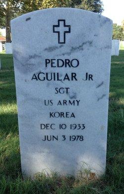 Pedro Aguilar, Jr