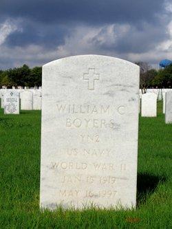 William C Boyers