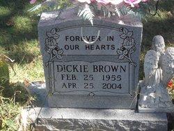 Dickie Lee Brown
