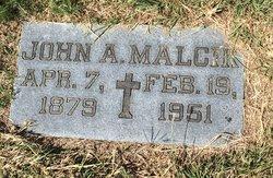 John Anton Malcik
