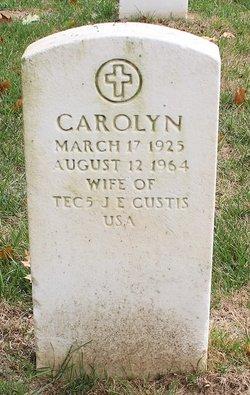 Carolyn Custis