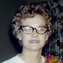 Clara Vanetta <I>Pedersen</I> Smith