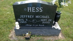 Jeffrey Michael Hess