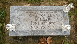 Christopher A Miller