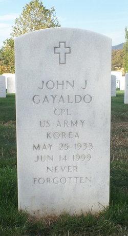 John Joseph Gayaldo