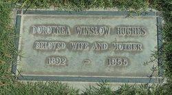 Dorothea Winslow <I>Stewart</I> Hughes