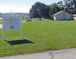 Bart Mennonite Cemetery