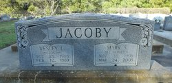 Wesley L Jacoby