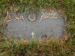 Claude A. Thomas