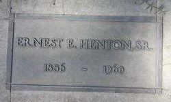 Ernest Everett Henton